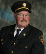 Bob Huntley Firefighter, MFR Occupation:Retired