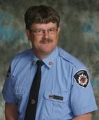 Calvin Tupper Firefighter Occupation: Driver