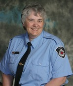 Liz Huntley  Firefighter