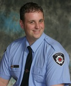 Jeff Lantz  Firefighter,  Occupation:Truck Manufacturer