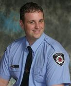 Jeff Lantz  Firefighter,  Occupation:Truck Manufacturer