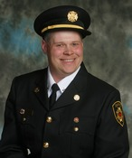 Captain Mark Cruickshank  Firefighter, MFR, Operator  Occupation:Mechanic