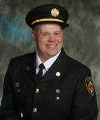 Captain Mark Cruickshank  Firefighter, MFR, Operator  Occupation:Mechanic