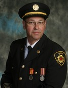 Terry Porter  Veteran Firefighter