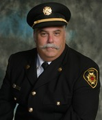 Captain Tim Ciappara  Firefighter, MFR, Operator