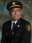 Captain Tony Dean  Firefighter, MFR